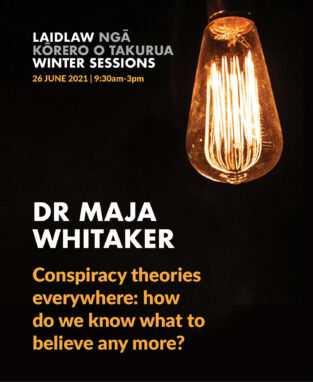 2021 Winter Sessions 3 - Dr Maja Whitaker image